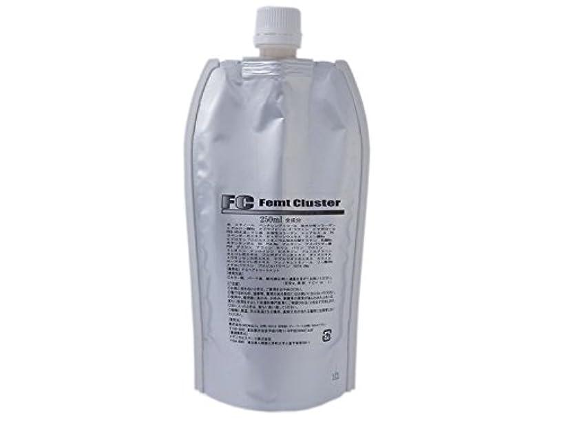 ちらつきアロング革新フェムトクラスター 業務用添加剤(トリートメント) 250ml