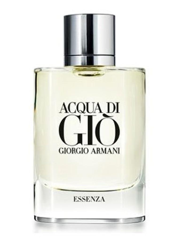アウター毒毒Acqua Di Gio Essenza (アクア デ ジオ エッセンツァ) 2.5 oz (75ml) EDP Spray for Men