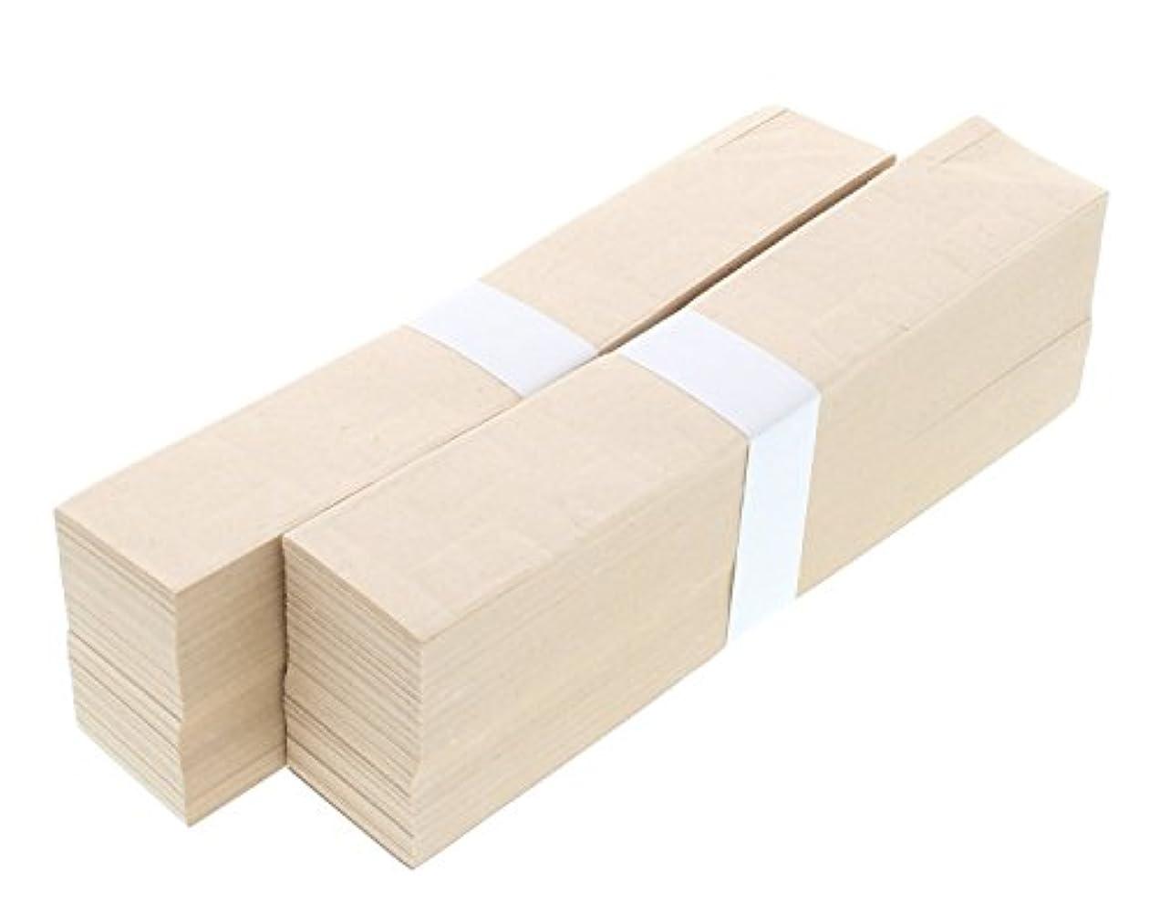 尽きる強いますアピール大黒工業 箸袋 ナチュラル 約3.5×19.5cm 未晒 無地 6154 500枚入