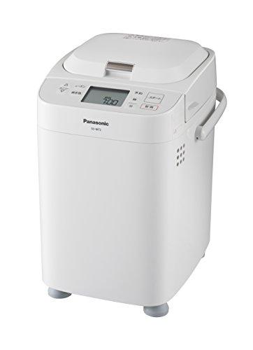 Panasonic (パナソニック) ホームベーカリー 1斤タイプ ホワイト SD-MT2-W B07G3KGHLZ 1枚目