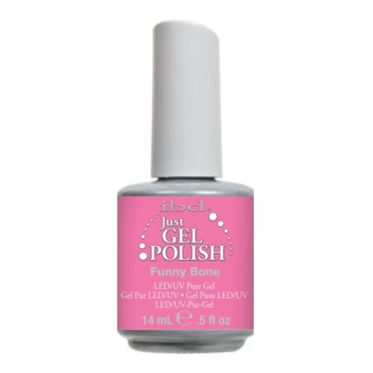 ibd Just Gel Polish - Funny Bone (並行輸入品)