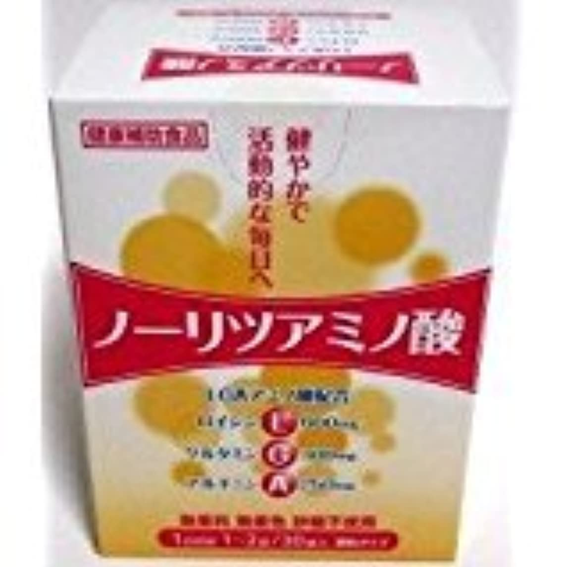 単なる遠征望みノーリツアミノ酸(30袋入)