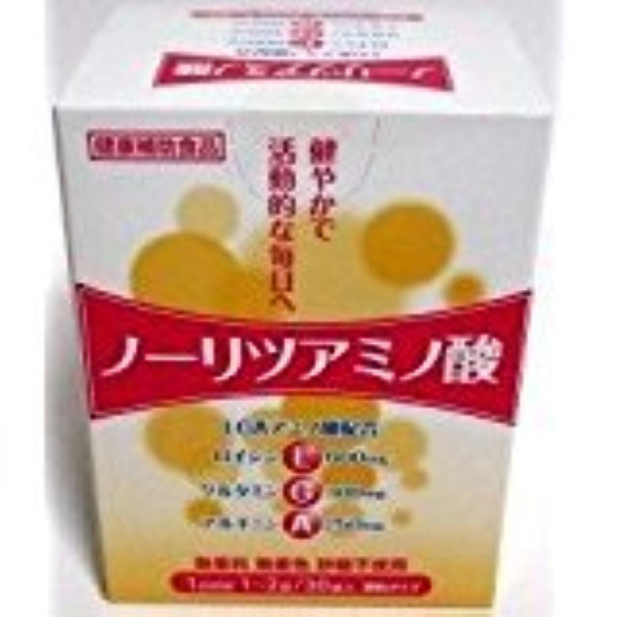 磨かれた全能道徳教育ノーリツアミノ酸(30袋入)