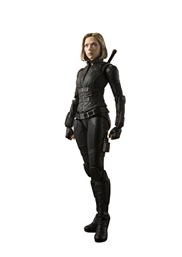 S. H. s.h.figuarts Avengers black / widow (Infinity war, Avengers) 190 mm PVC / ABS PVC pre-painted moving figures