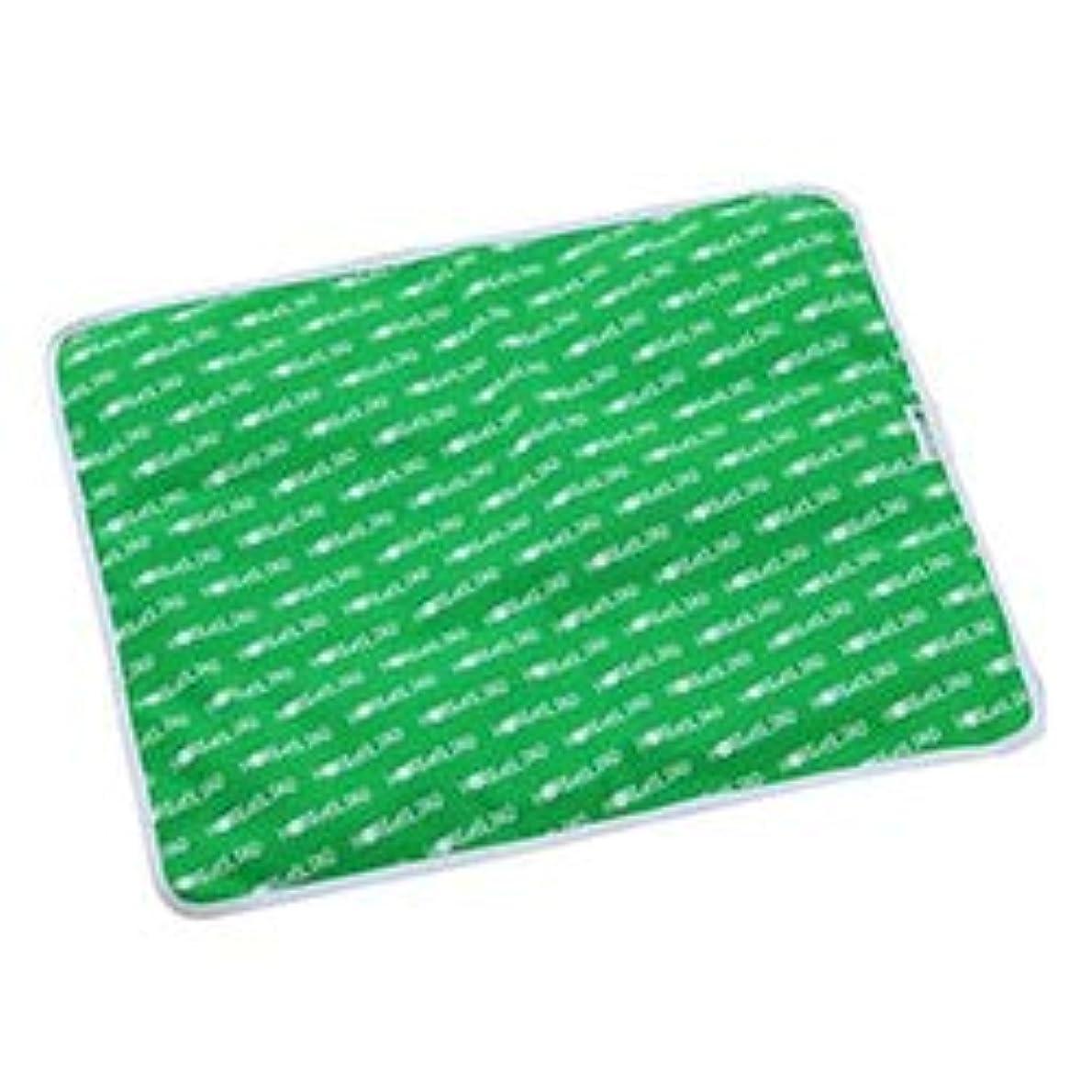 あたり援助できる【富士商】ホット&クールパッド グリーン LLサイズ ×5個セット