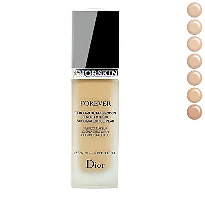 バルクいたずらな便利さクリスチャンディオール Christian Dior ディオールスキン フォーエヴァー フルイド SPF35/PA+++ 30mL 【並行輸入品】 30 (在庫)