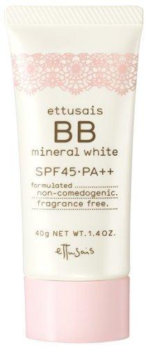 エテュセ BBミネラルホワイト 20 自然な肌色 40g