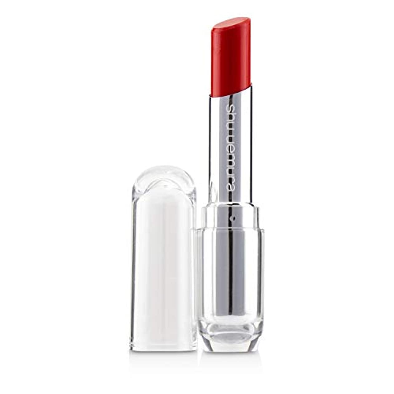 シュウウエムラ Rouge Unlimited Sheer Shine Lipstick - # S RD 150 3.2g/0.11oz並行輸入品