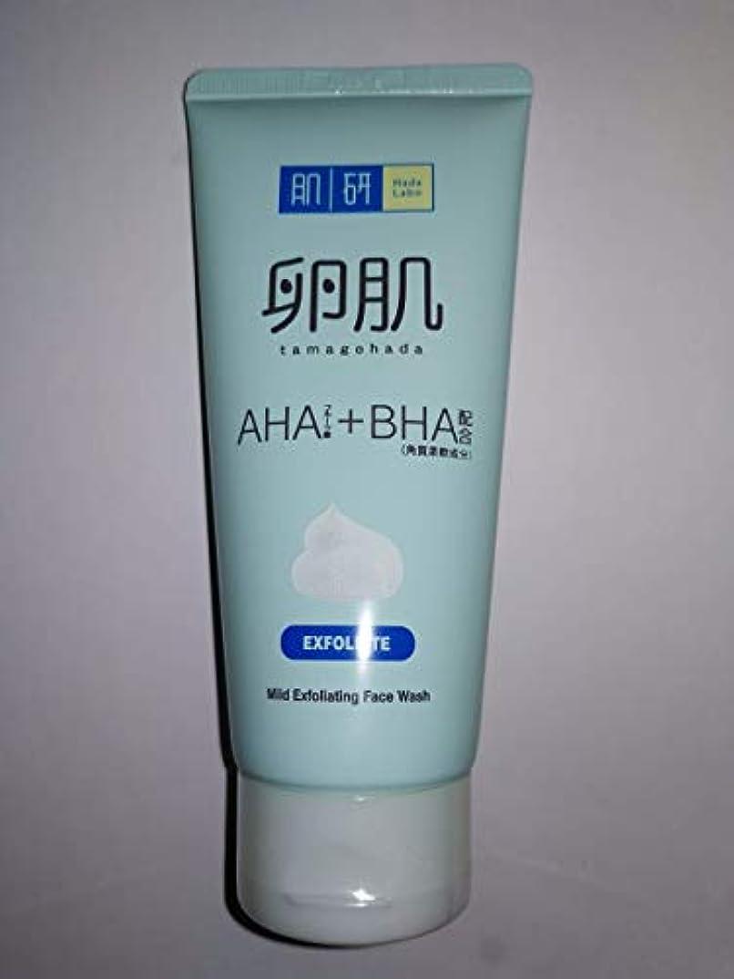 やめる何十人もポジティブHADA LABO AHA + BHA 130グラムを洗います