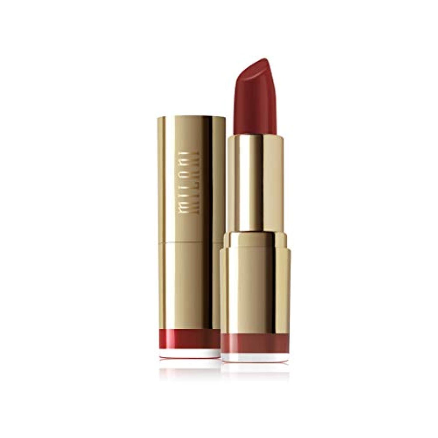 工業用粗い浴室MILANI Color Statement Lipstick - Tuscan Toast (並行輸入品)