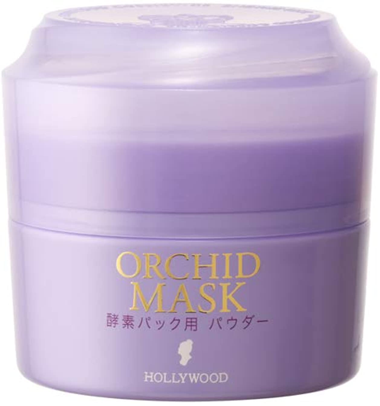 ハリウッド化粧品 オーキッド マスク 80g