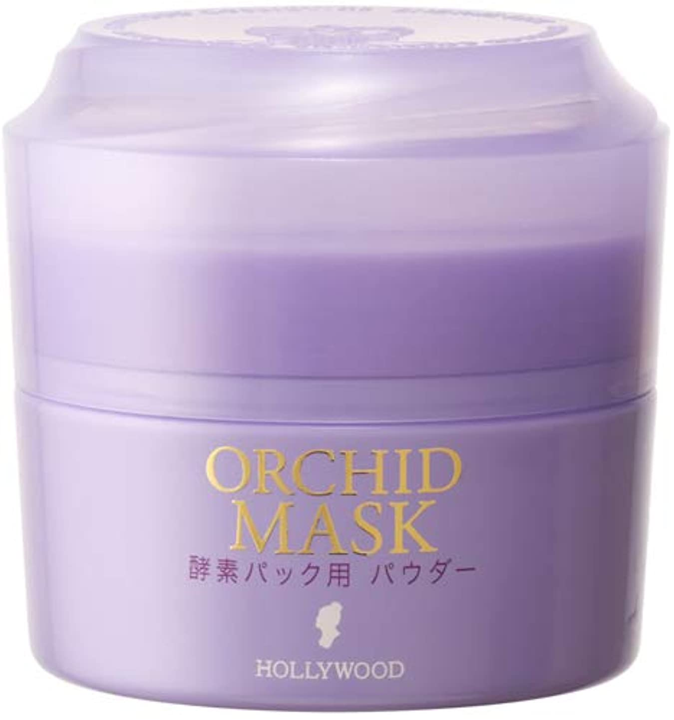 簡単に蘇生する協同ハリウッド化粧品 オーキッド マスク 80g