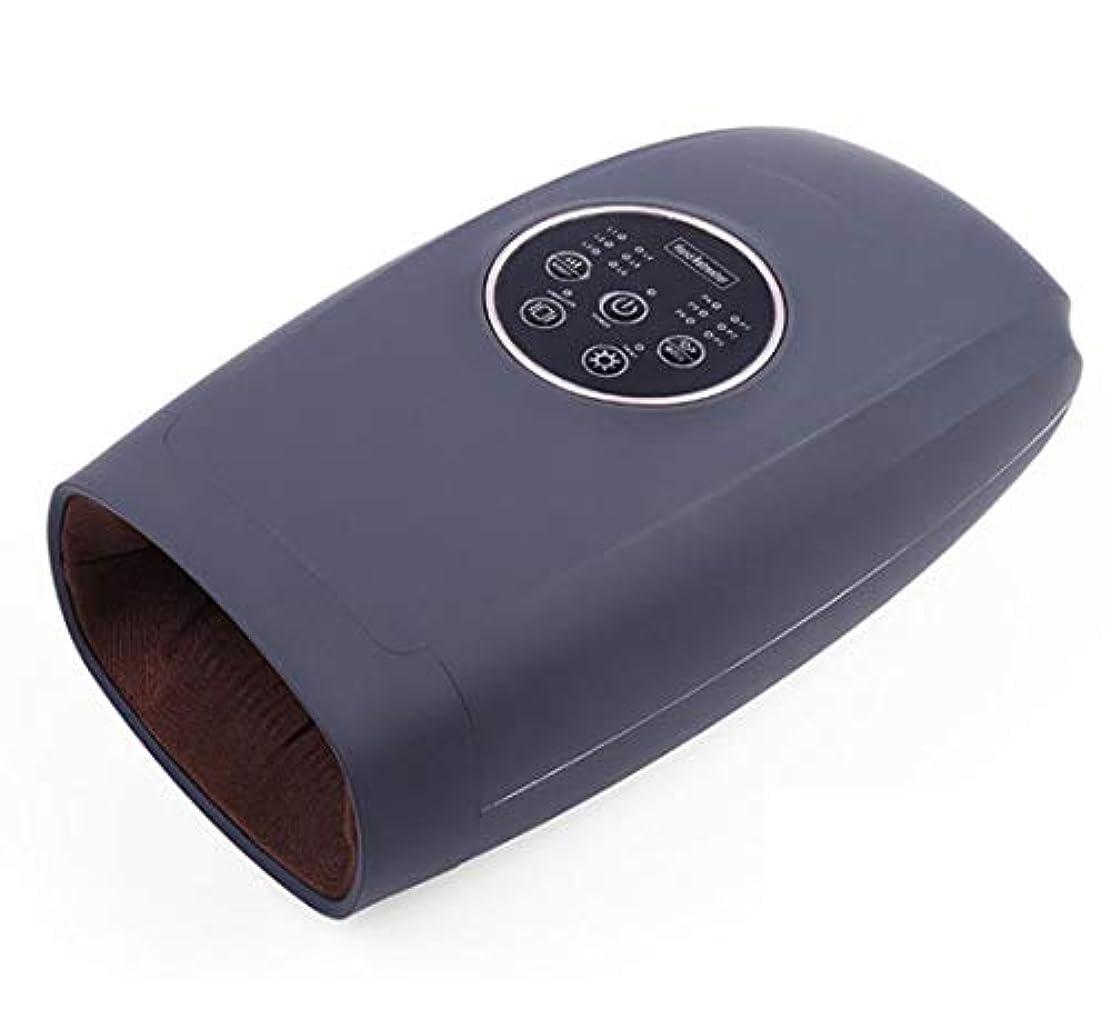 アリス霧深い優勢ハンドケア 指を1本ずつ包むグローブ型ハンドマッサージャー