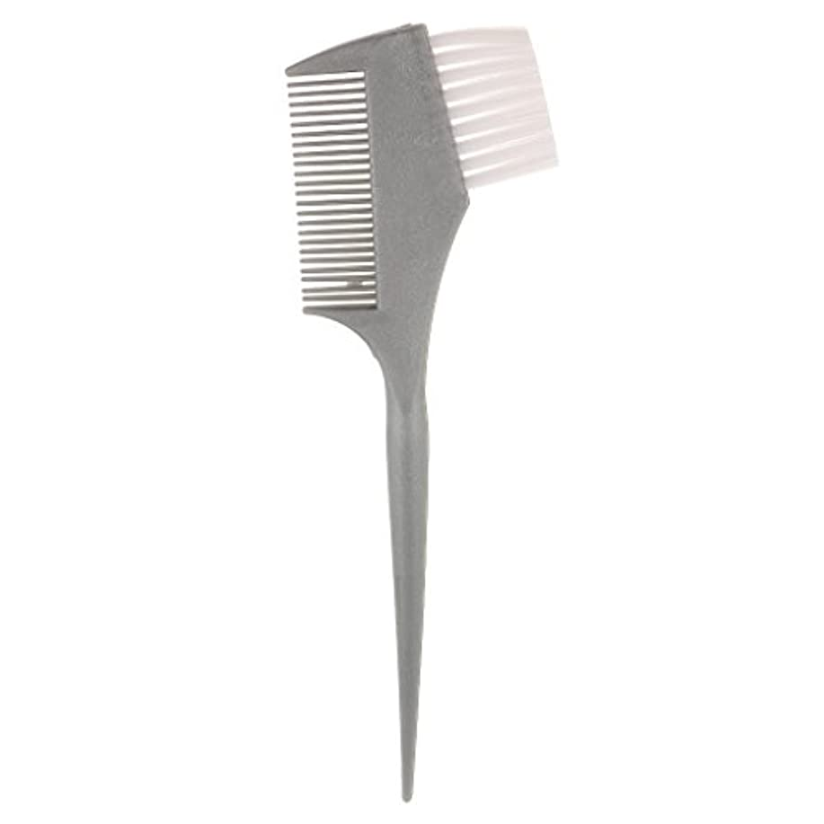 卑しい意図するにおいDYNWAVE 染料ヘアコーム 染料ヘアコーム サロン ヘアカラー 髪染めブラシ 弾性
