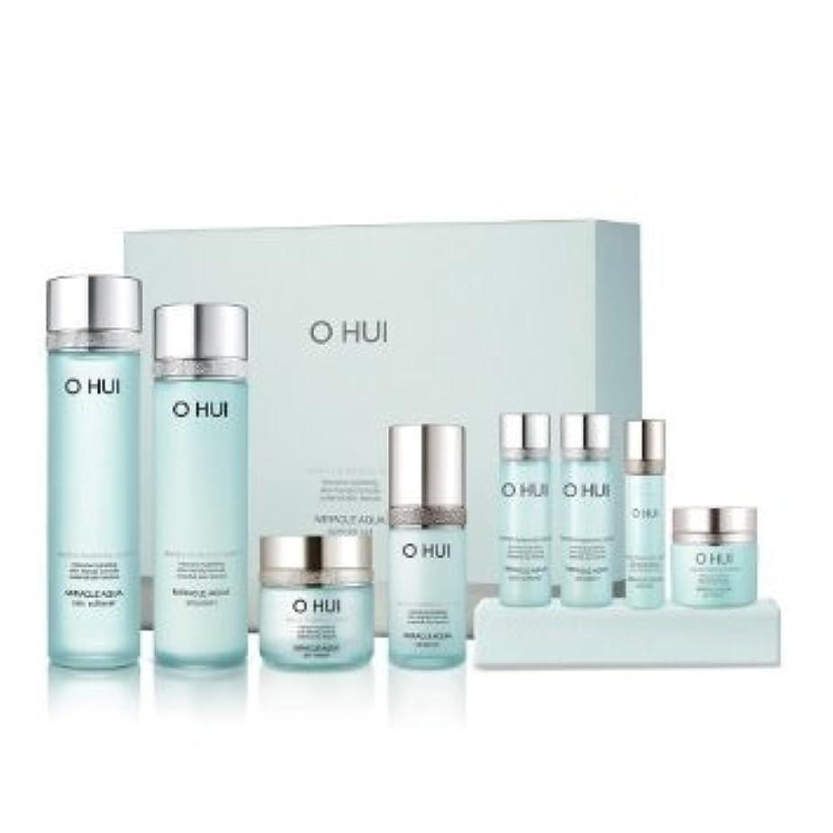 許容できるお手伝いさん質量Ohui Miracle Aqua Basic 4-piece Special Gift Set[行輸入品]