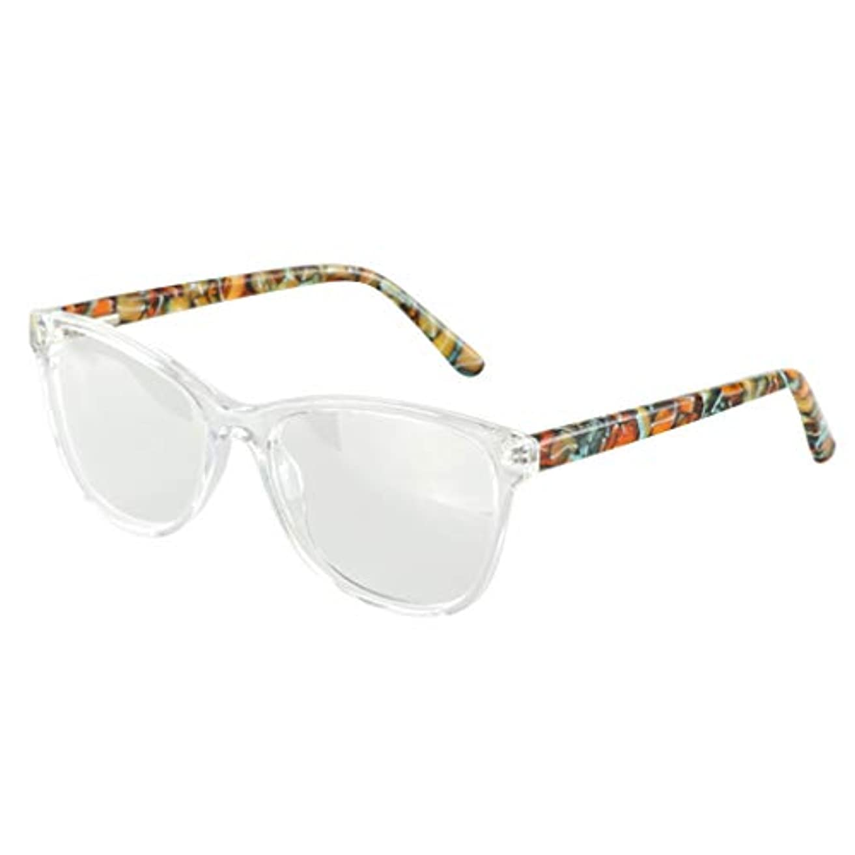 移行型フォトクロミックプログレッシブマルチフォーカス老眼鏡 - いいえライン漸進レンズ+ Rx遠視女性UV400サングラス