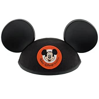 ディズニー(Disney)US公式商品 ミッキーマウス ハット 帽子 キャップ イヤーハット ミッキー 耳 大人用 イヤーハット大人用 [並行輸入品]