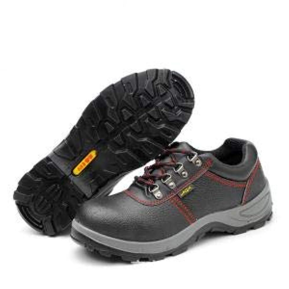 泣く火山学希少性[5W] セーフティーシューズ 安全靴 作業靴 鋼製先芯 鋼製ミッドソール 絶縁 通気性抜群 防臭 防滑 耐磨耗 耐油性 メンズ