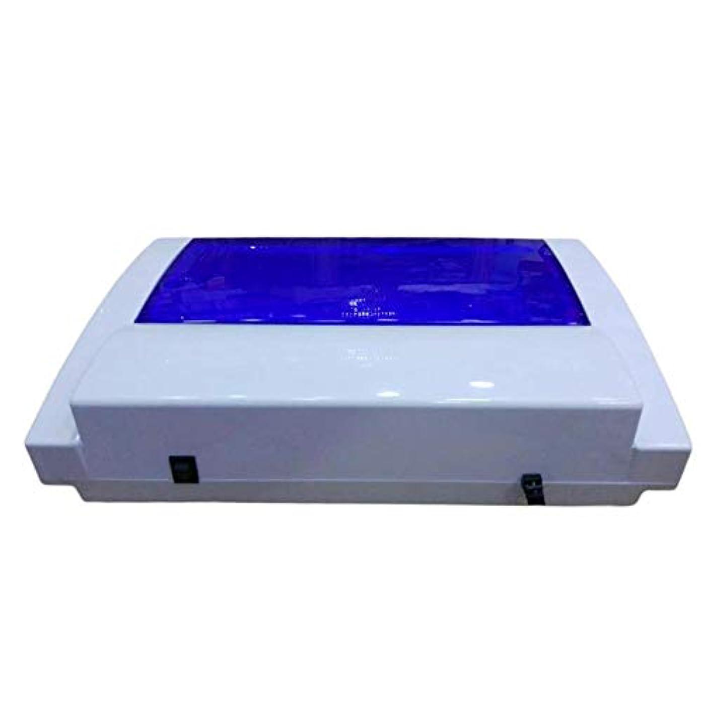 フロー小間閉じるネイル殺菌装置UV消毒キャビネット高温ドライヤーネイルマニキュアサロンツール治療消毒機