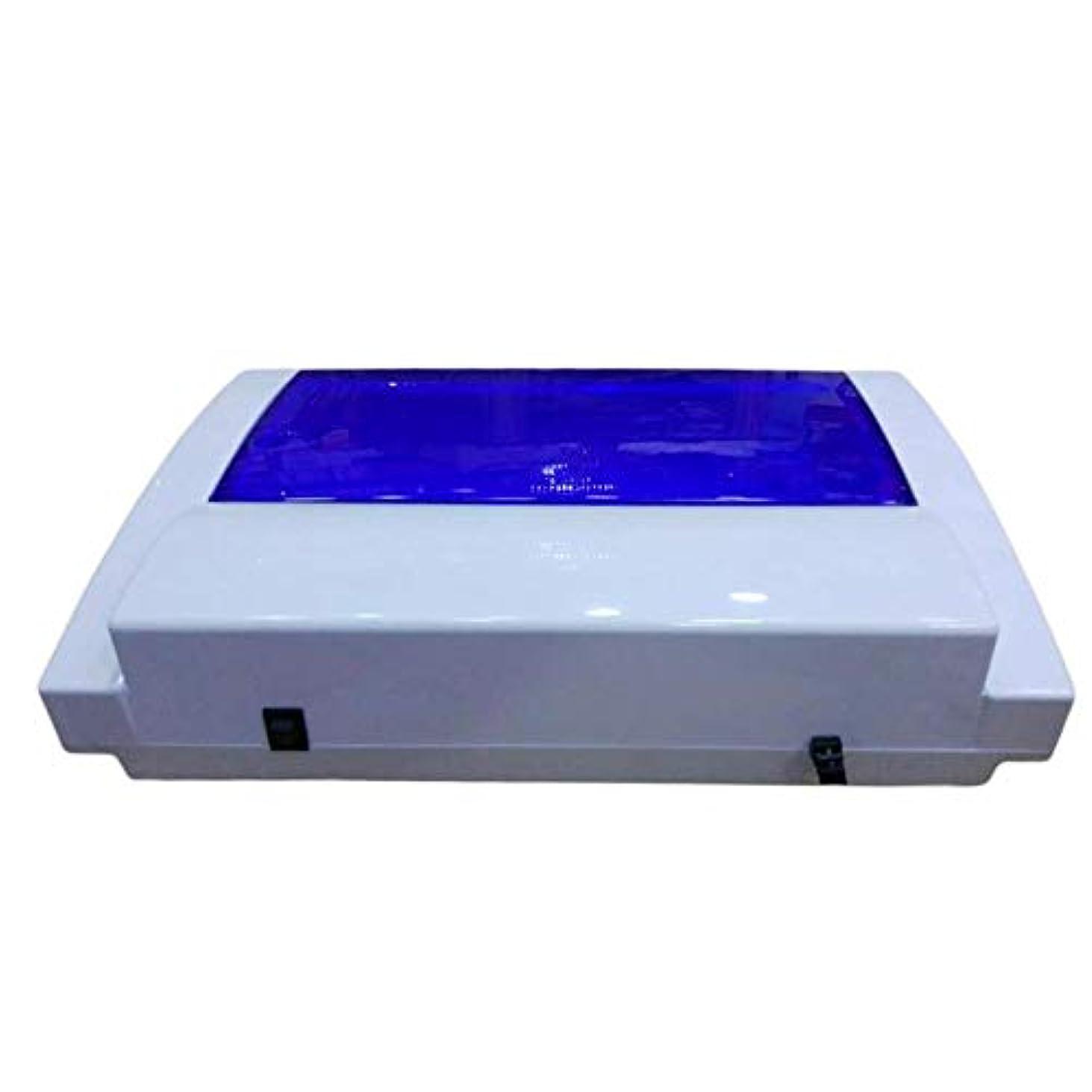イヤホンリビングルーム雷雨ネイル殺菌装置UV消毒キャビネット高温ドライヤーネイルマニキュアサロンツール治療消毒機