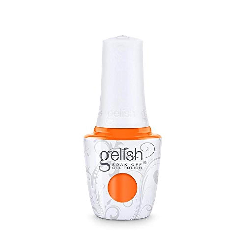 有料出力一致するHarmony Gelish - Make a Splash 2018 Collection - You've Got Tan-gerine Lines - 15 mL / 0.5 Fl. Oz.
