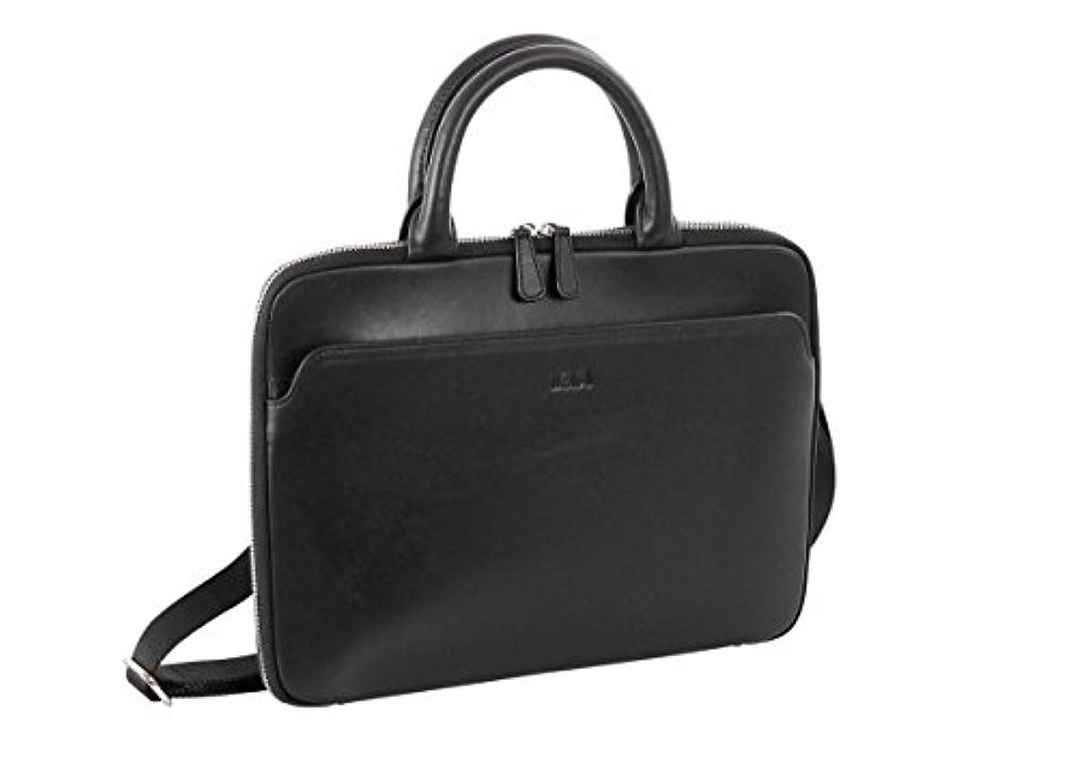 経度パケットベッドを作る[ナヴァ?デザイン] Milano Handle Tablet Case MI019 BLK
