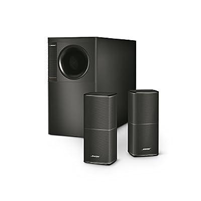 Bose Acoustimass 5 Series V Stereo Speakers, Black