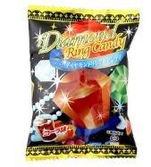 やおきん ダイヤモンドリングキャンディ (コーラ味) 1個×24袋