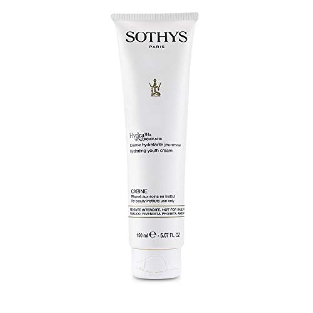 アラブサラボメッセンジャー迷路Sothys Hydrating Youth Cream (Salon Size) 150ml/5.07oz並行輸入品