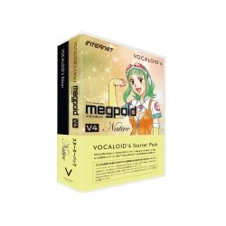 インターネット VOCALOID 4 SP Megpoid ...