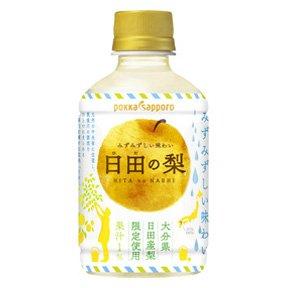 日田の梨 果汁1% 280mlペットボトル×24本入り 梨ジュース