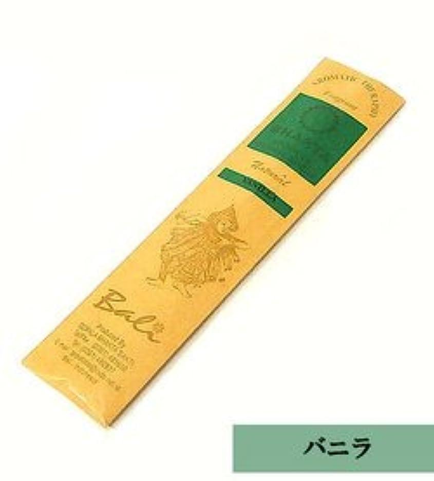用量立派なひもバリのお香 BHAKTA 【バニラ】 VANILLA ロングスティック 20本入り アジアン雑貨