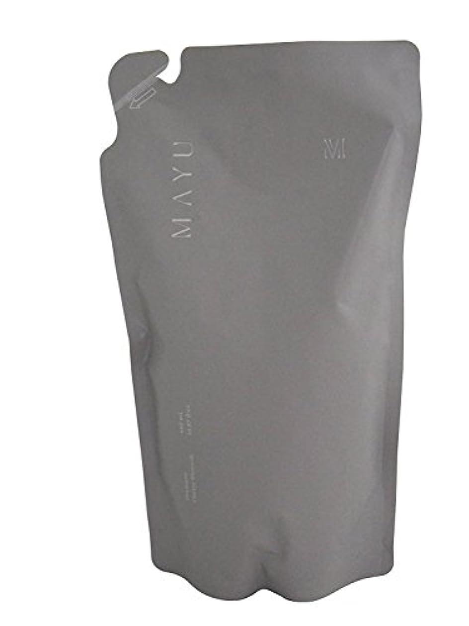 キルト豊かな指【365Plus】 MAYU さくらの香りシャンプー リフィル(440ml) 1本入り