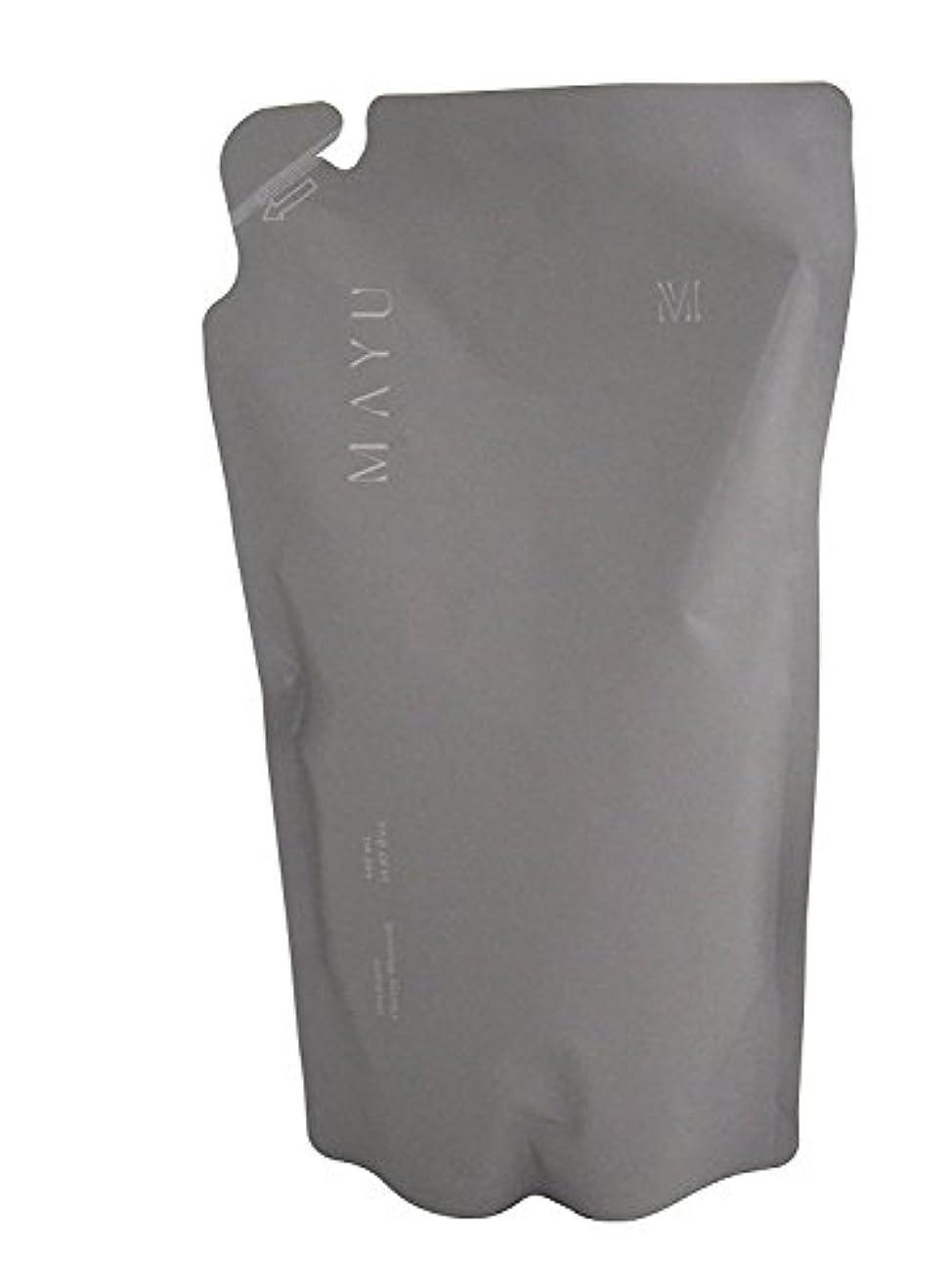 こっそり華氏防衛【365Plus】 MAYU さくらの香りシャンプー リフィル(440ml) 1本入り