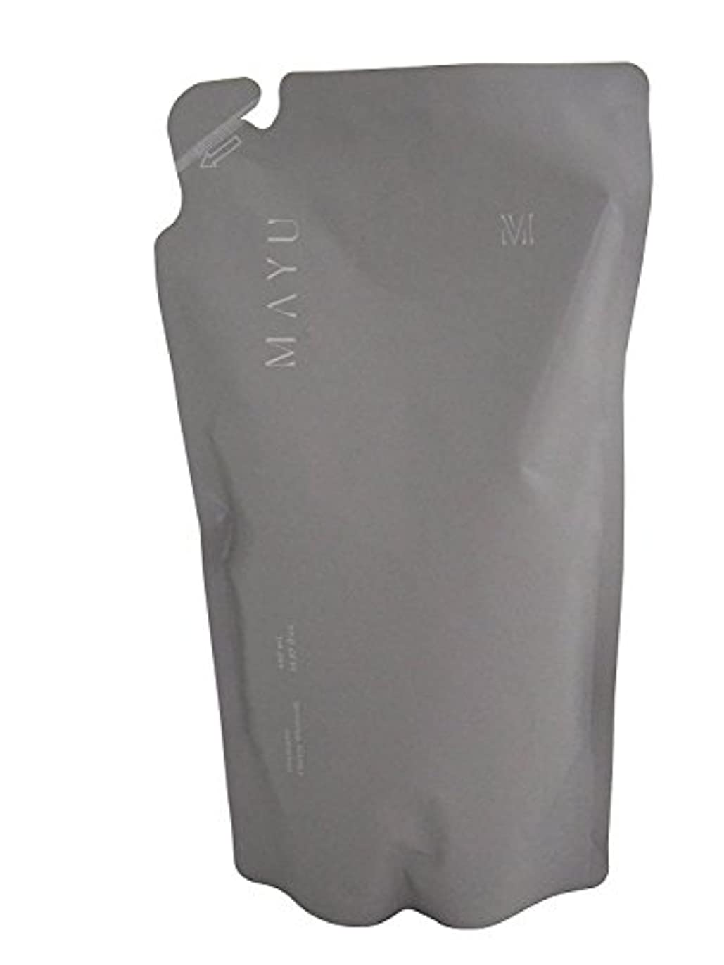 重くするモッキンバード朝ごはん【365Plus】 MAYU さくらの香りシャンプー リフィル(440ml) 1本入り