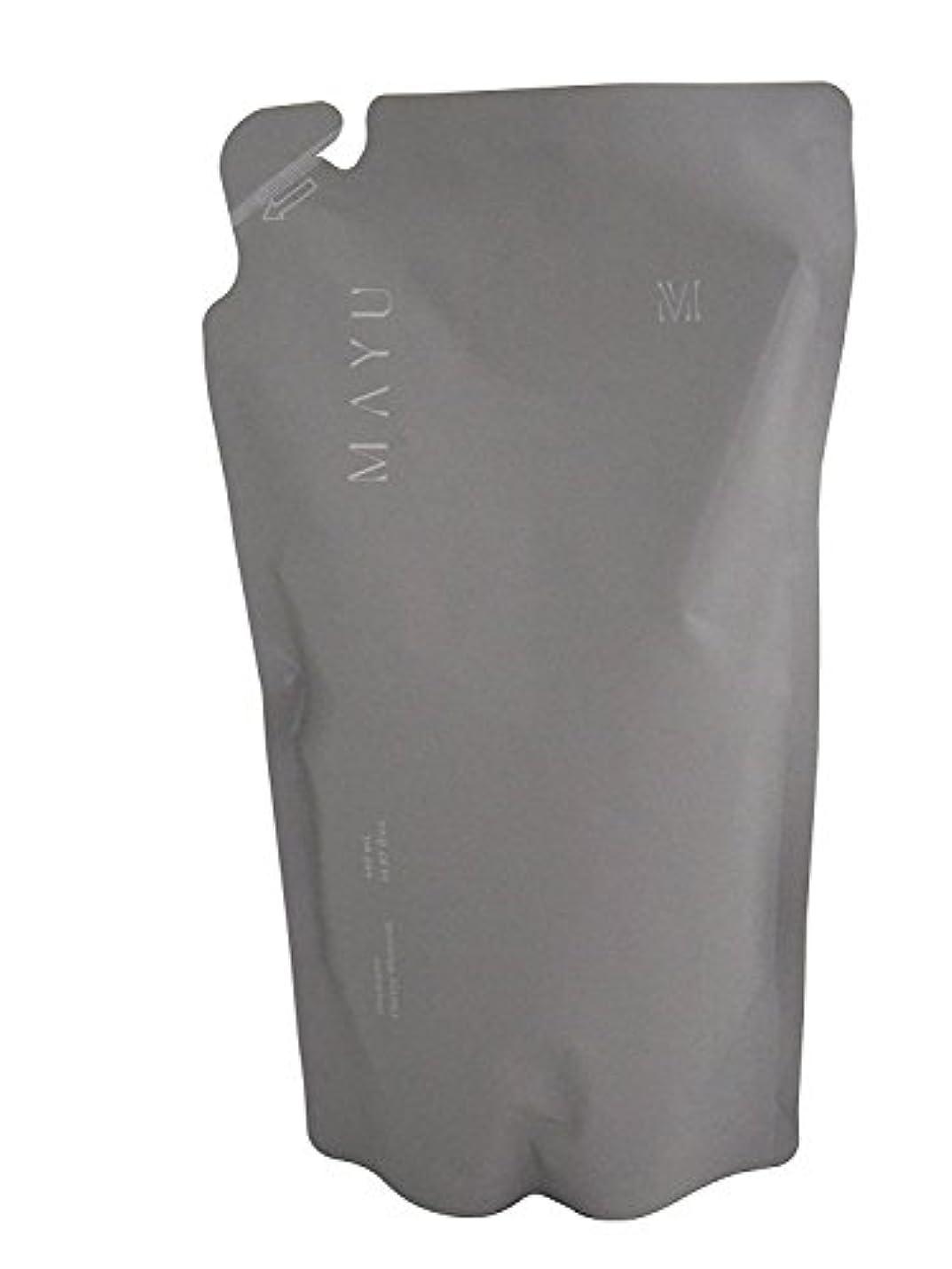 気球カーペット駅【365Plus】 MAYU さくらの香りシャンプー リフィル(440ml) 1本入り