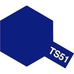 タミヤ スプレー No.51 TS-51 レーシングブルー 85051