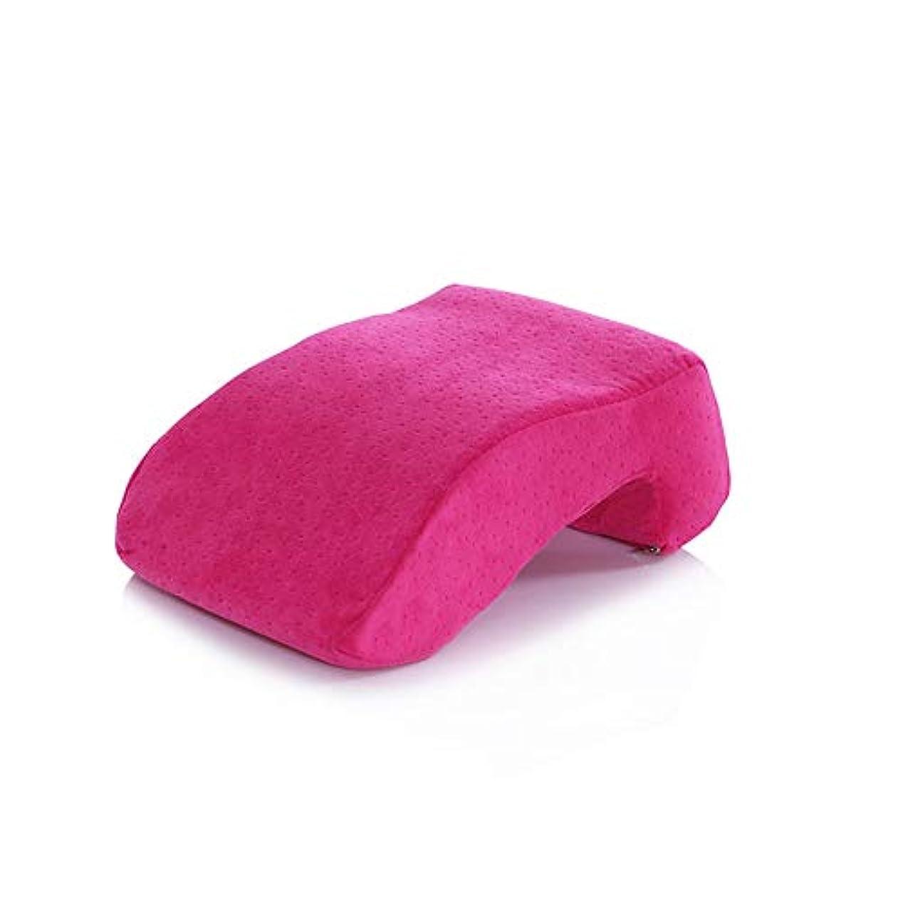 不運ローラー逆さまに取り外し可能なキルティングカバーが付いているサポート枕オフィスの休息の枕学生の昼休みの枕