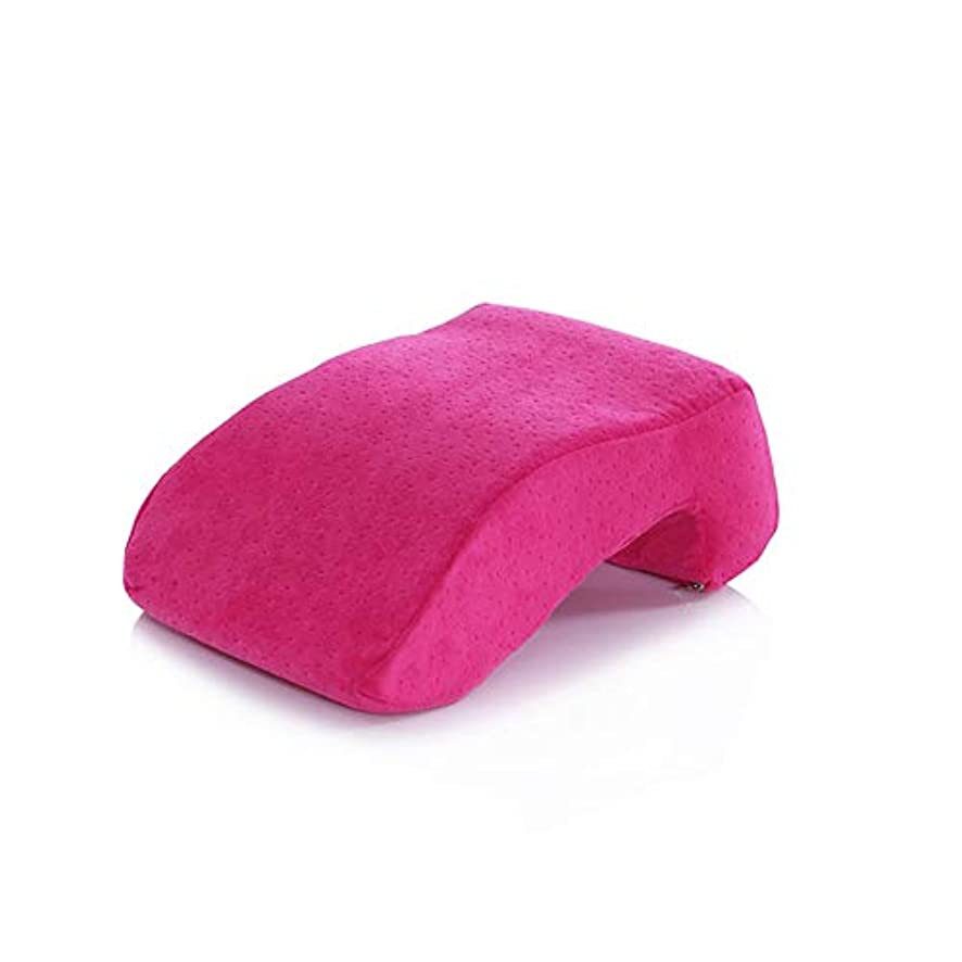 ご予約輸送ジャム取り外し可能なキルティングカバーが付いているサポート枕オフィスの休息の枕学生の昼休みの枕