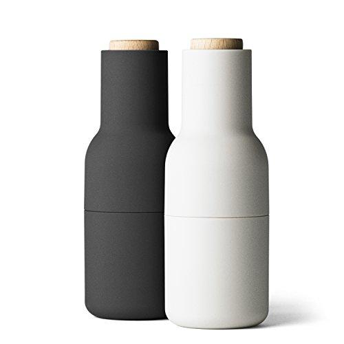 MENU メニュー ボトルグラインダーセット(アッシュ&カーボン) Sサイズ 4418399
