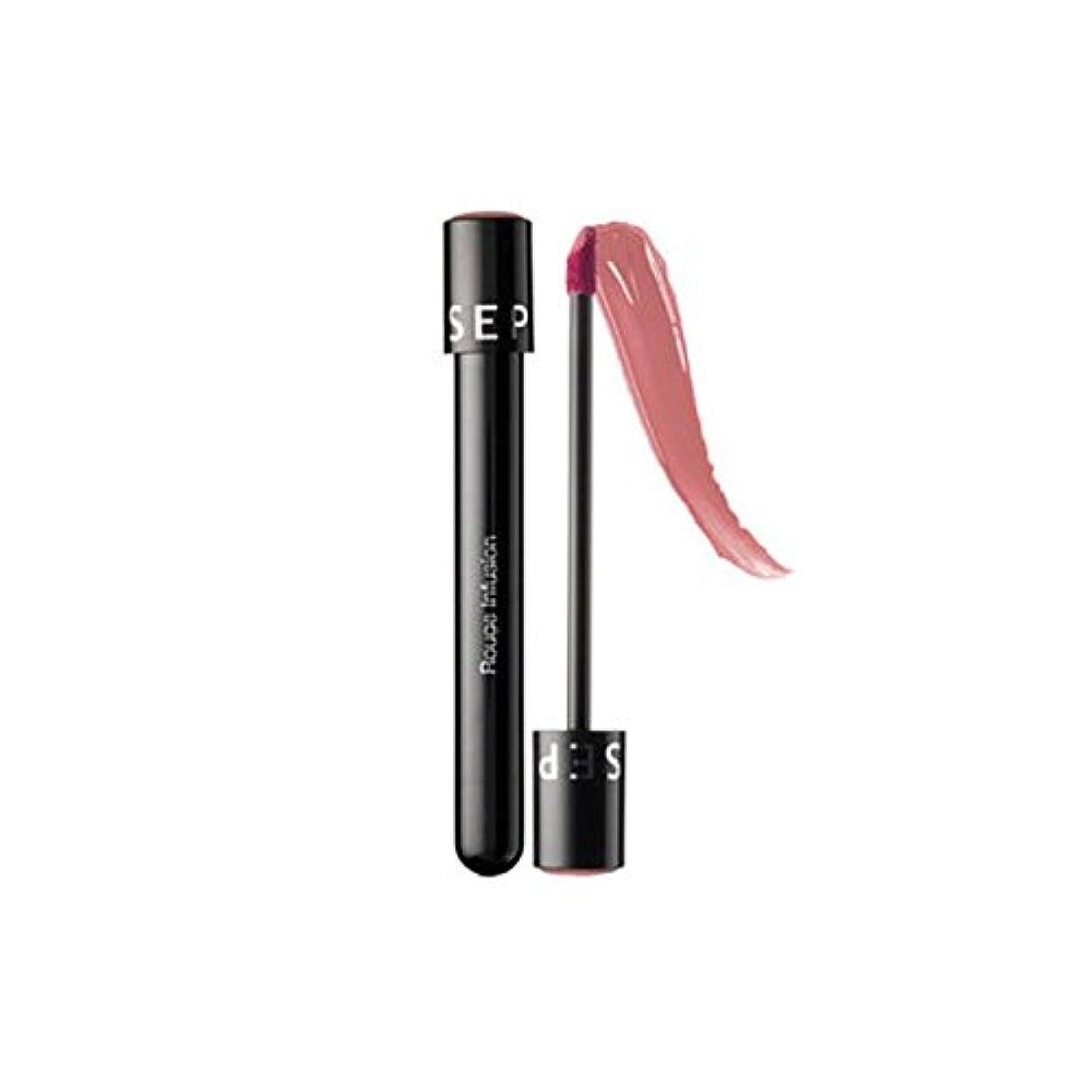 安定シリーズ中央値SEPHORA COLLECTION ルージュリップステイン輸液- Rosebud, Rouge Infusion Lip Stain, 0.152 oz / 4.3g [並行輸入品] [海外直送品]