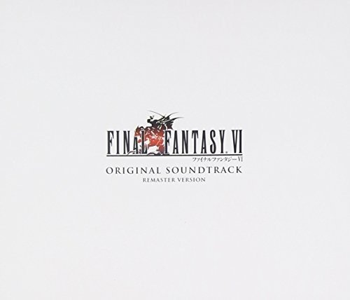 FINAL FANTASY VI Original Sound Track Remaster Version