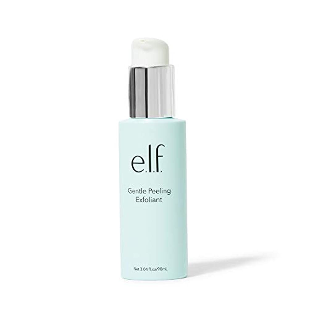 懲戒ワイヤージョットディボンドン(6 Pack) e.l.f. Gentle Peeling Exfoliant (並行輸入品)