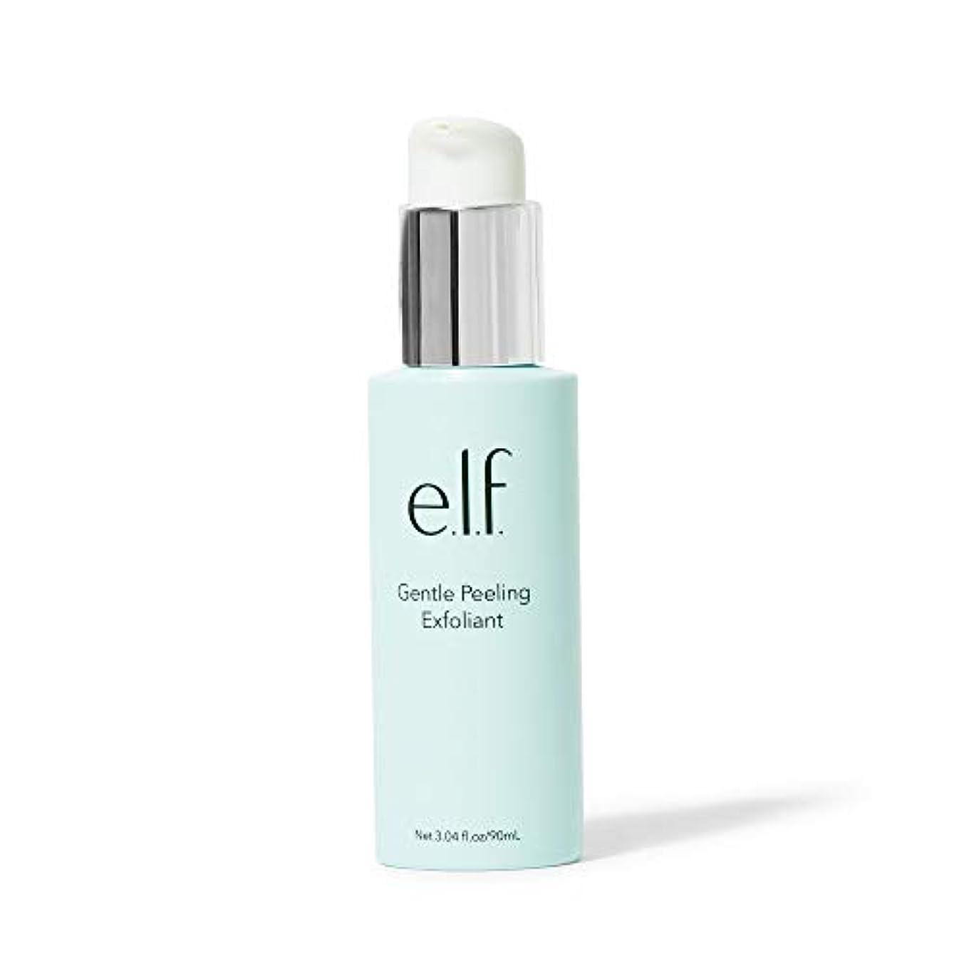反発有彩色の迷惑(3 Pack) e.l.f. Gentle Peeling Exfoliant (並行輸入品)
