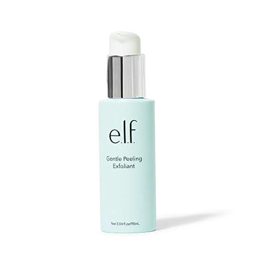 ジレンマ顕現王位(6 Pack) e.l.f. Gentle Peeling Exfoliant (並行輸入品)