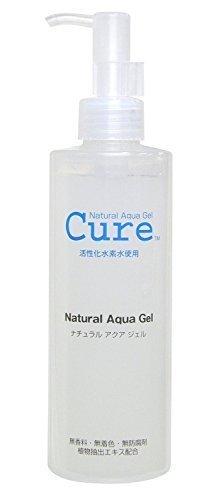 Natural Aqua Gel Cure 250ml by Cure