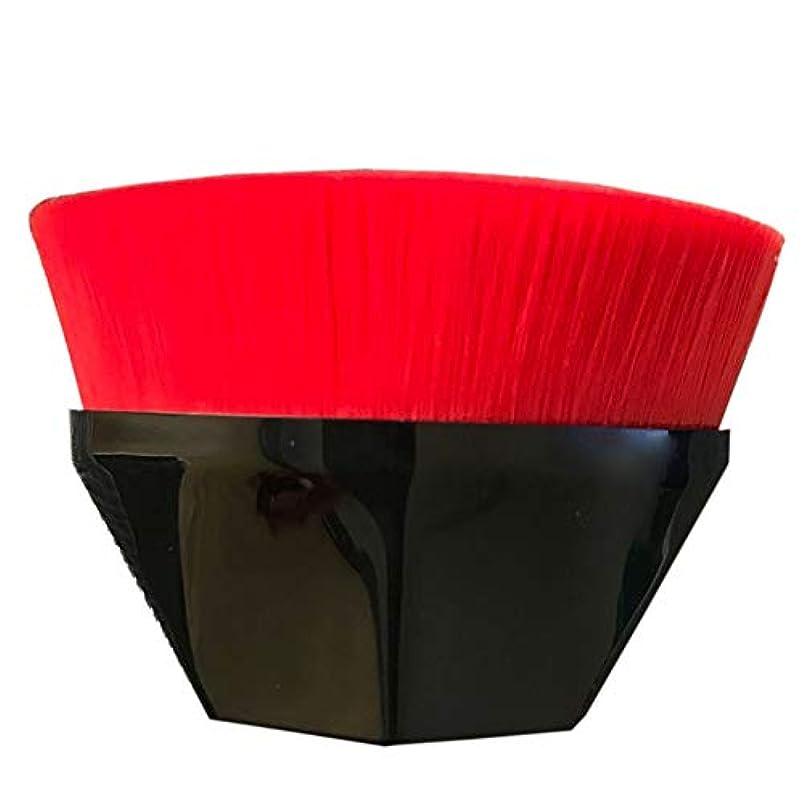 後ろにディレクター座るディビジェ 化粧筆 メイクブラシ フェイスブラシ ファンデーションブラシ 化粧ブラシ メイクブラシ 化粧ポーチ付き 超柔らかい