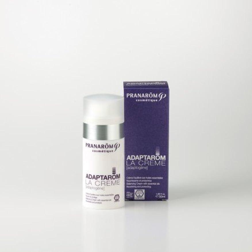 不格好予想するニコチンプラナロム (PRANAROM) 基礎化粧品 アダプタロム?クリーム 50ml 12673