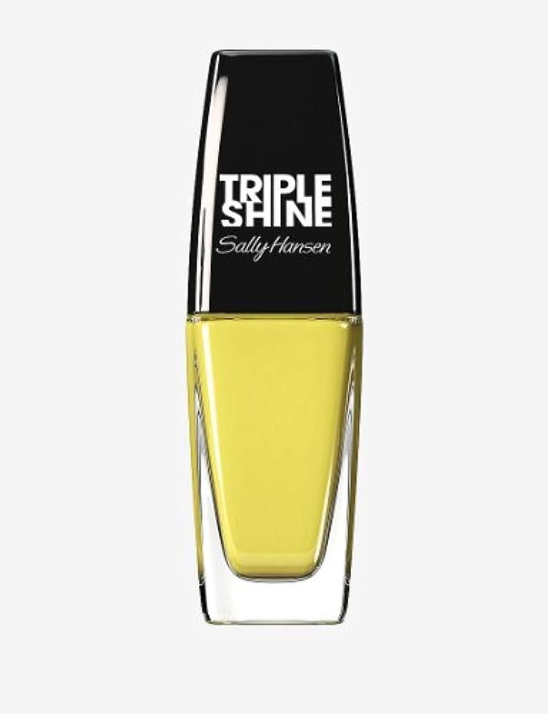 海里豊かにするアラブSALLY HANSEN Triple Shine Nail Polish - Statemint (並行輸入品)