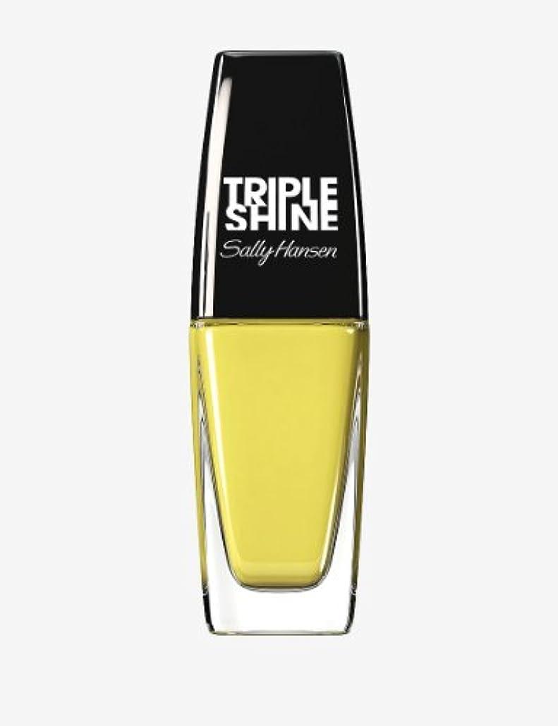 楽観賢い平凡SALLY HANSEN Triple Shine Nail Polish - Statemint (並行輸入品)